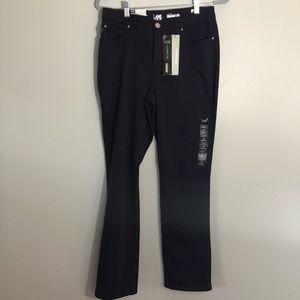 Lee Plum platinum label, straight leg jeans